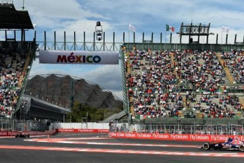 GP Meksyku zagrożone?