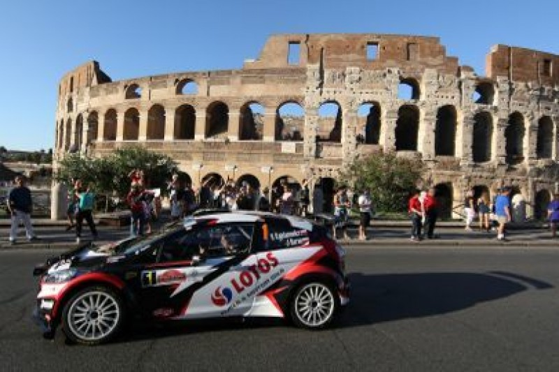 Kierowcy pod wrażeniem Rajdu Rzymu