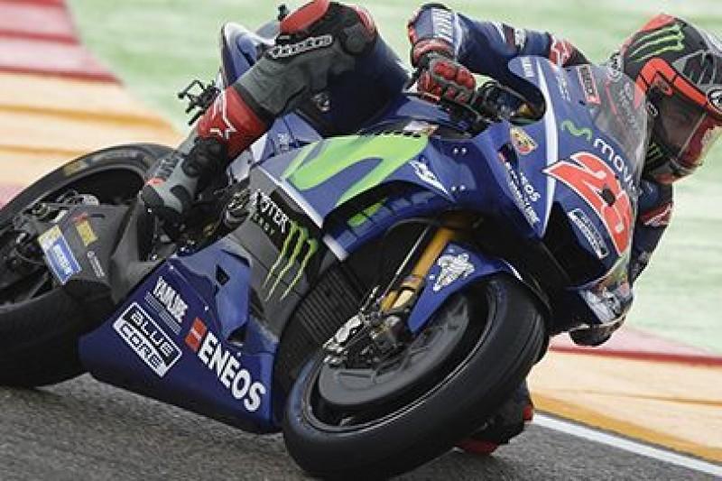 Vinales wygrał kwalifikacje do GP Aragonii