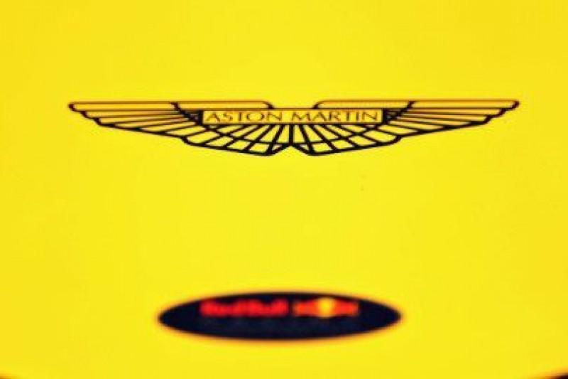 Aston Martin tytularnym partnerem Red Bull Racing