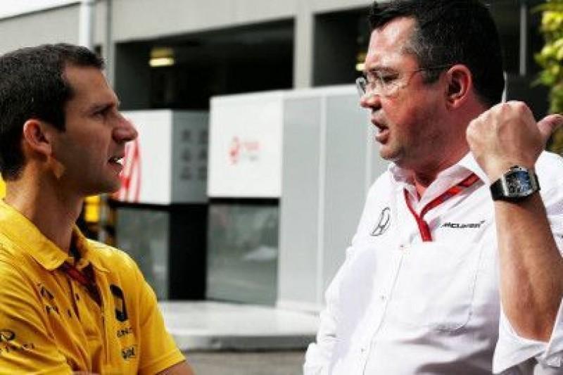 Boullier: McLaren chce wrócić do wygrywania