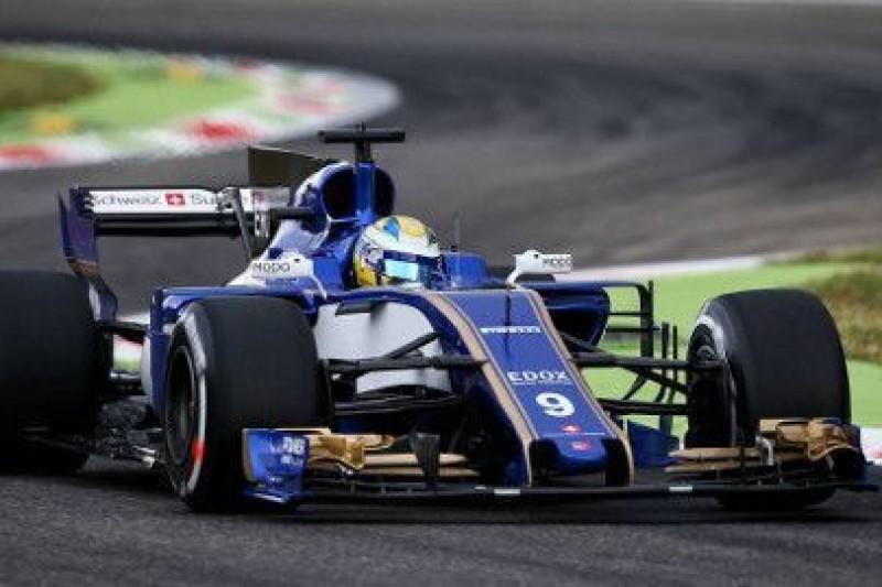 Ericsson może stracić miejsce w Sauberze