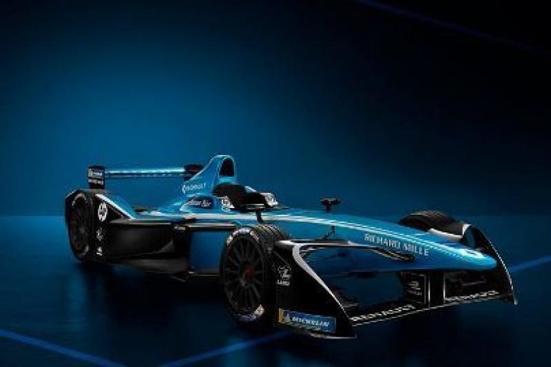 Renault pokazało Z.E.17