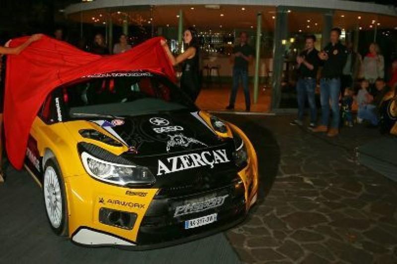 Mayr-Melnhof przesiada się do WRC