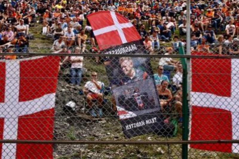 Dania zaprezentowała projekt toru