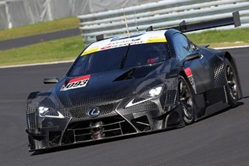 Lexus i Nismo podczas finału DTM