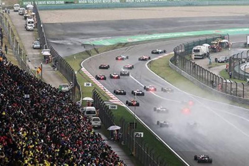 Chiny zostają w F1