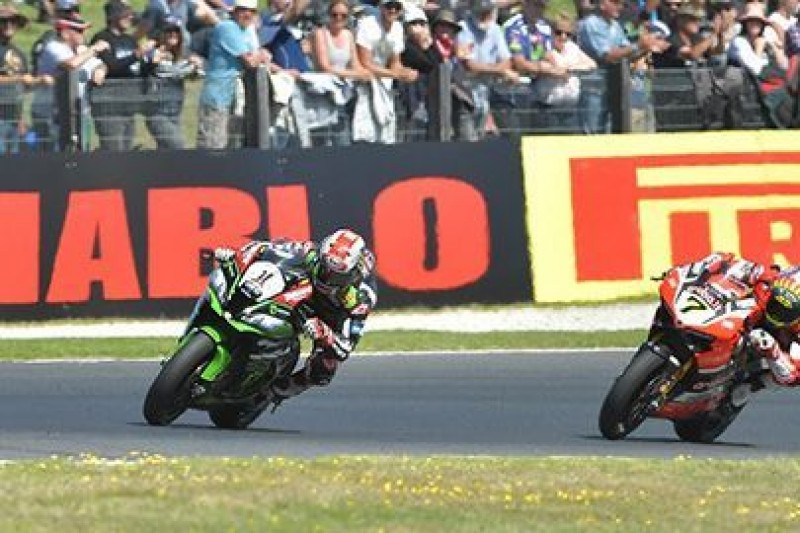 Pirelli zostaje w MOTUL FIM Superbike