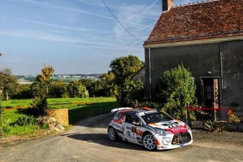 Bonato ucieka przed WRC