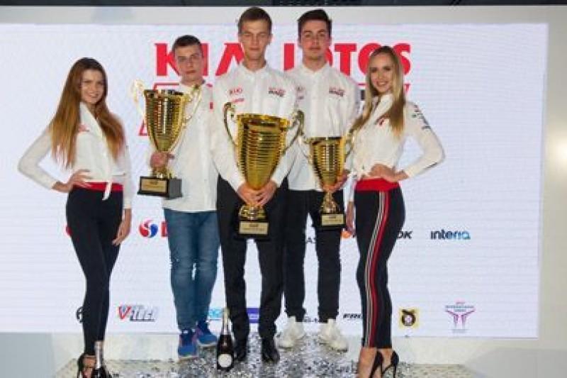 Kamil Serafin mistrzem Polski