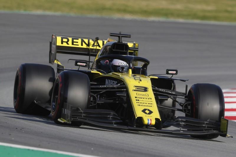 Renault erwartungsvoll vor Melbourne: Haben die beste Fahrerpaarung!