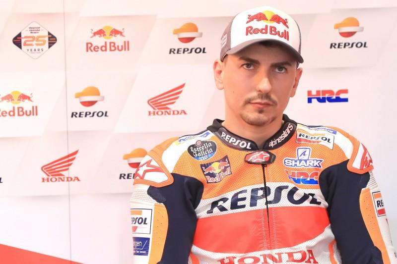 Jorge Lorenzo: Platz 13 beim ersten MotoGP-Rennen mit Honda