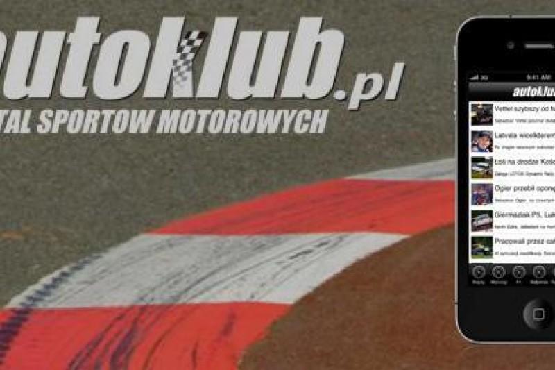 Aplikacja Autoklub.pl