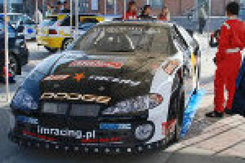NASCAR w wersji szutrowej