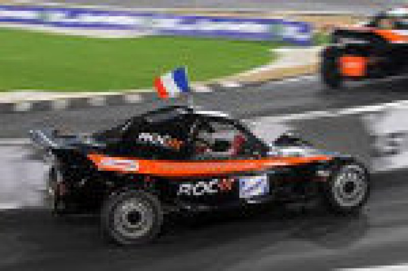 Race of Champions bez Loeba