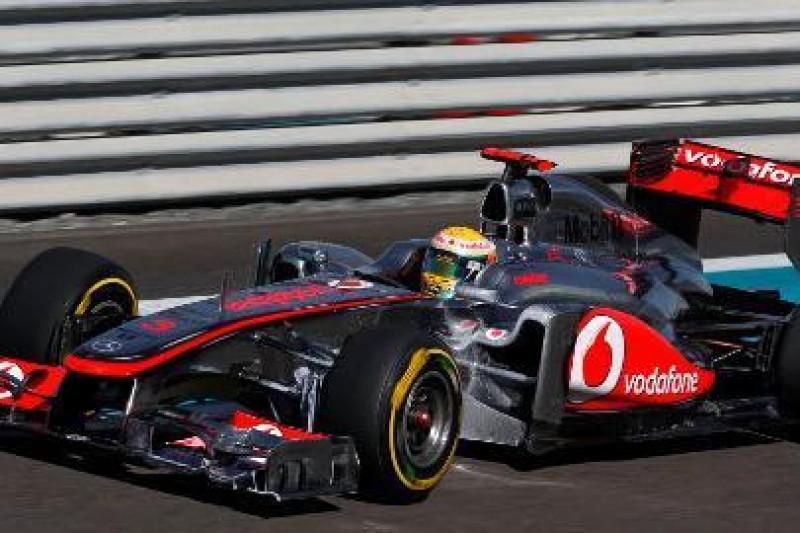 Vettel w korku