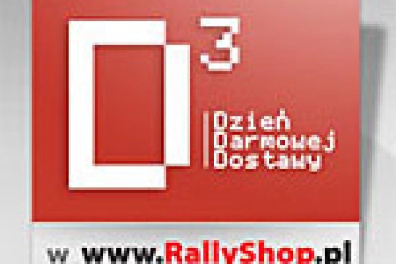 Dzień Darmowej Dostawy w www.RallyShop.pl