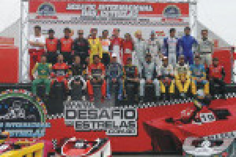 Piquet i Bernoldi uzupełnili listę