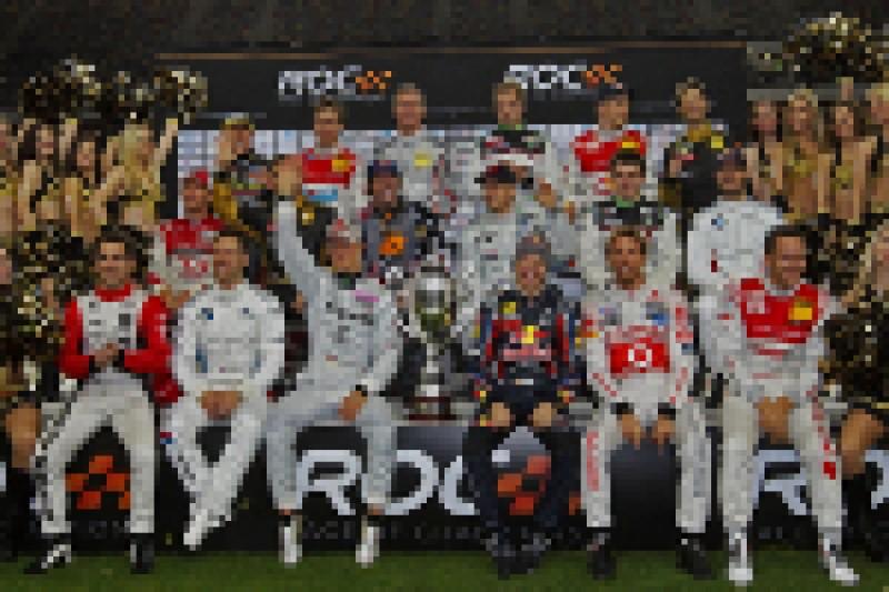 Race of Champions w Bangkoku