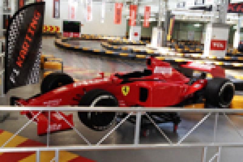 Nowości na torze F1 Karting