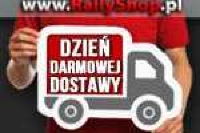 Darmowa dostawa w RallyShop.pl