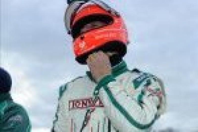 Schumacher tylko na treningach