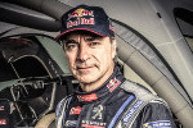 Carlos Sainz na VERVA Street Racing