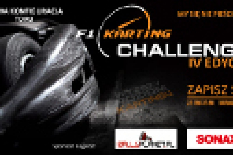 Rusza F1Karting Challenge
