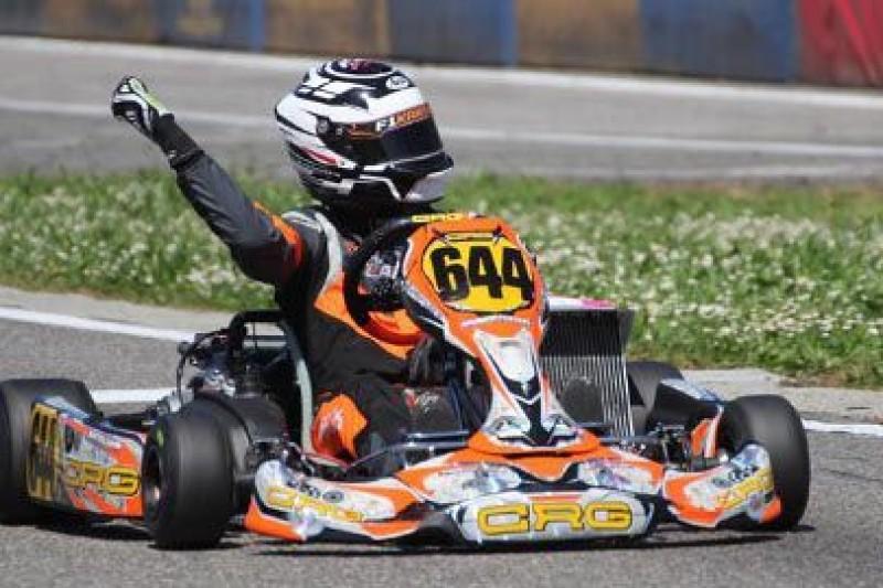 Bartoszuk wygrywa w Castelletto