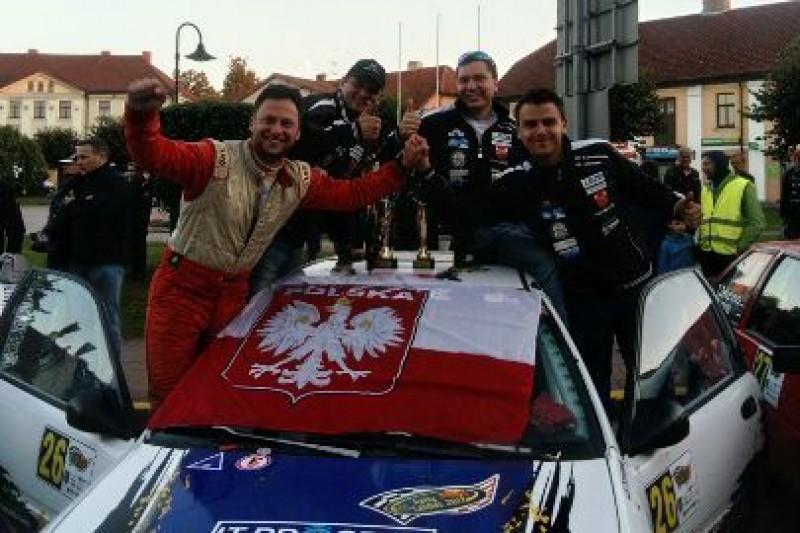 Sukces na Łotwie