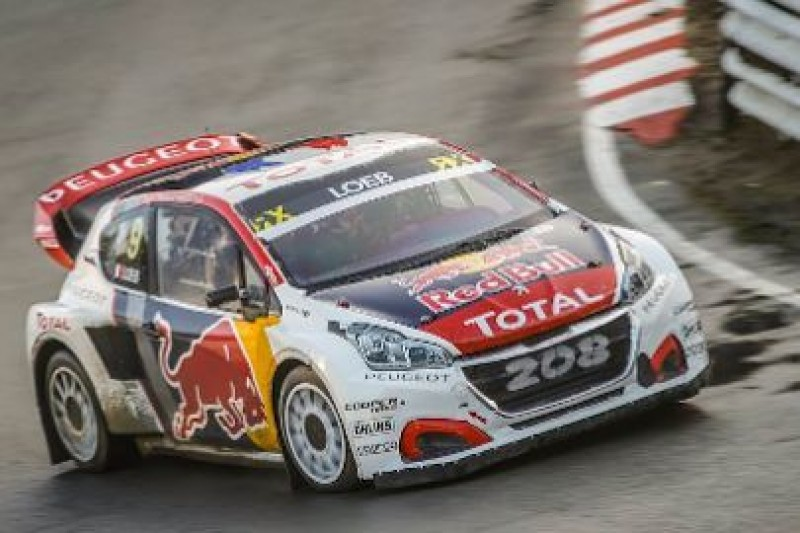 Peugeot i Loeb zostają na kolejny sezon