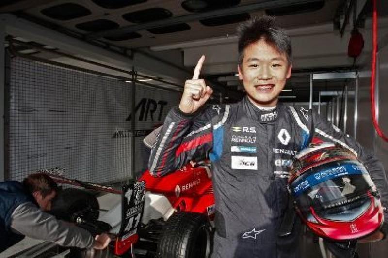 Pierwszy chiński zwycięzca