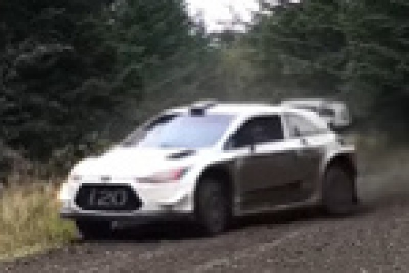M-Sport i Hyundai w Walii, Toyota w Finlandii