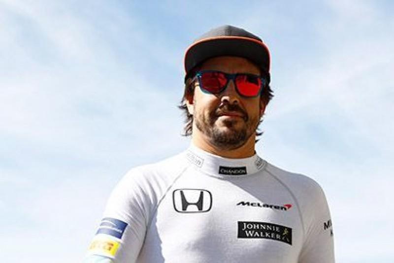 Alonso dogrywa szczegóły