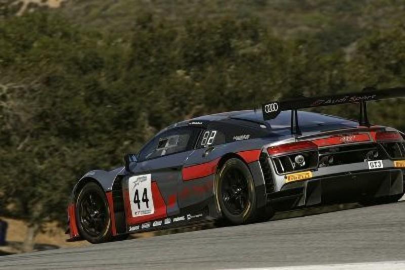 Dublet Audi w Kalifornii