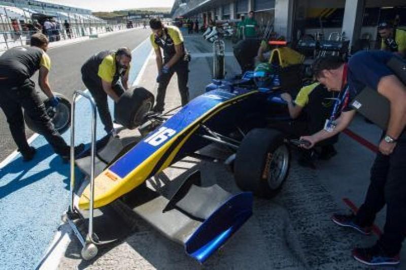 DAMS wycofał się z GP3