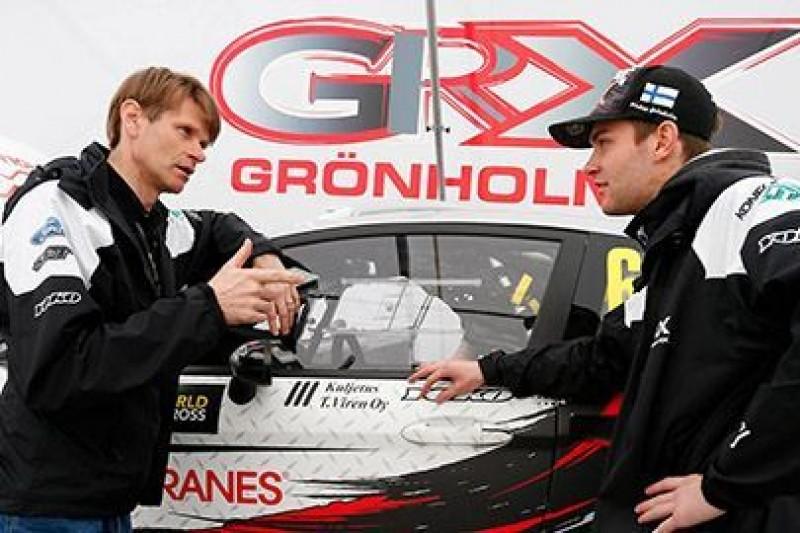 Gronholm z Hyundaiem w rallycrossie?