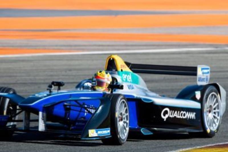 Haryanto stawia na Formułę E