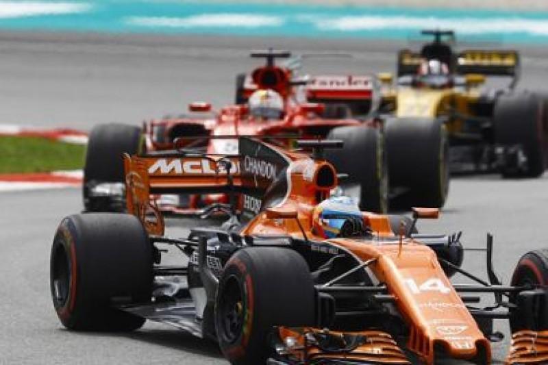 Hasegawa: Ścigamy się z Williamsem, Haasem i Renault