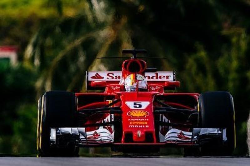 Symonds: Błędy Ferrari są niedopuszczalne