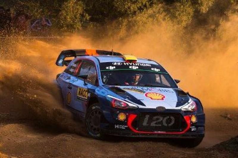 Jedenaście WRC w Australii