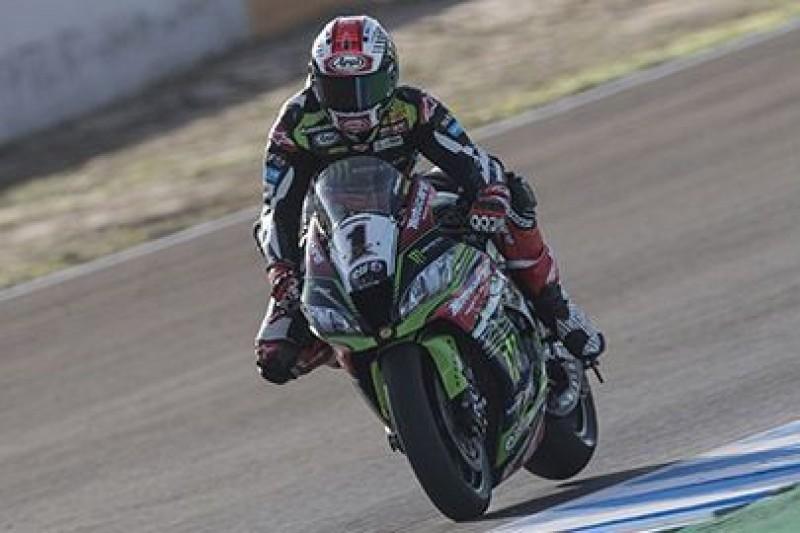 Pierwsze zwycięstwo na Jerez