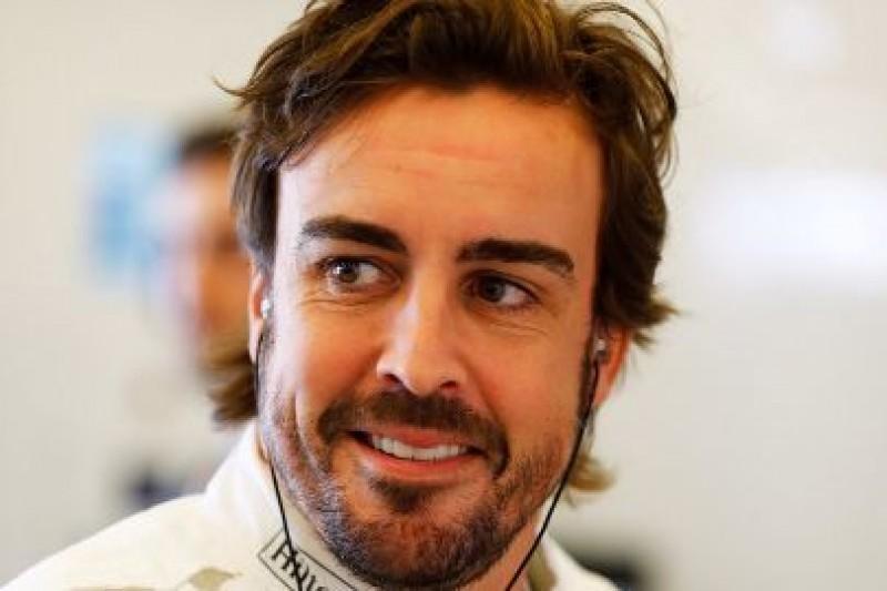 Rolex 24 z Alonso