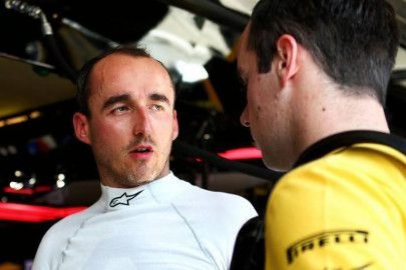 Massa: Kubica będzie miał problemy