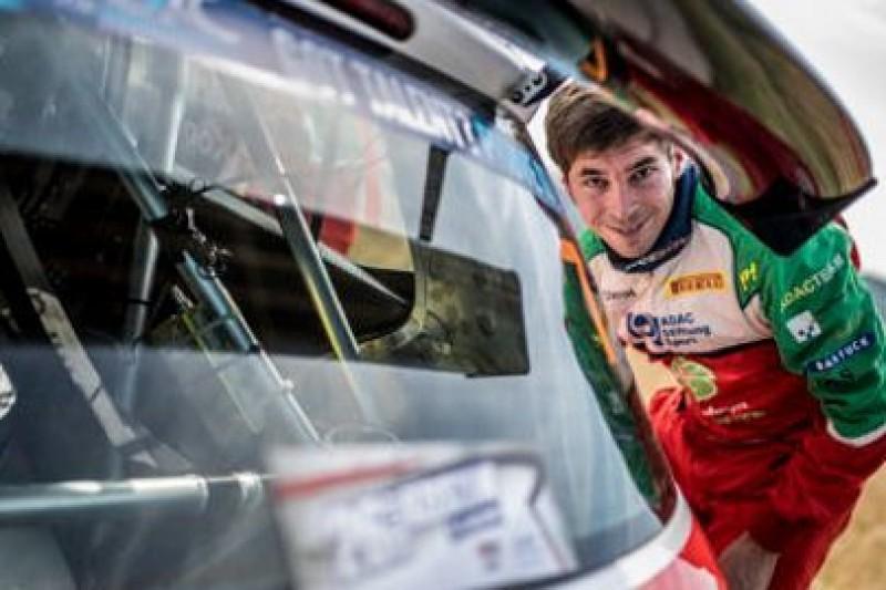 Griebel rezygnuje z WRC