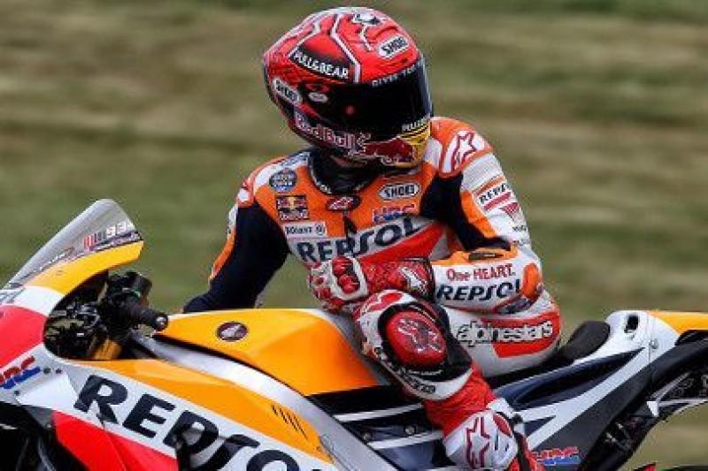 Marquez w drodze po tytuł