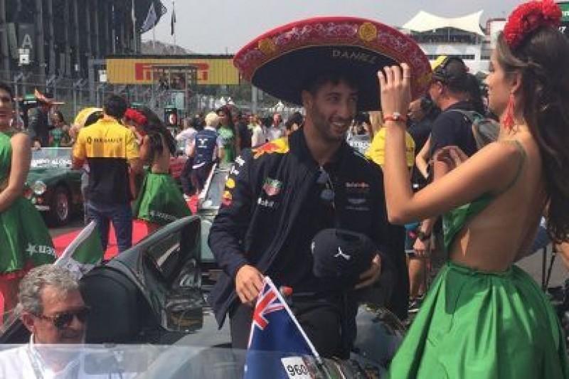 Ricciardo o 20 miejsc niżej