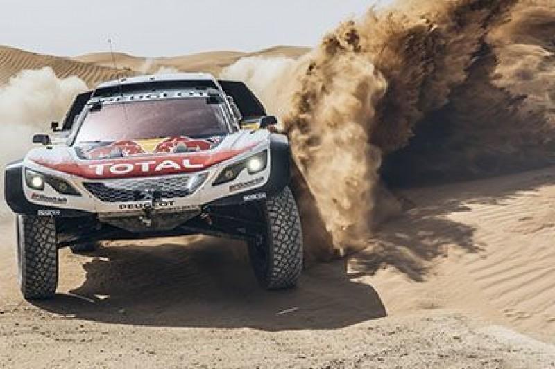 Peugeot gotowy na Rajd Dakar