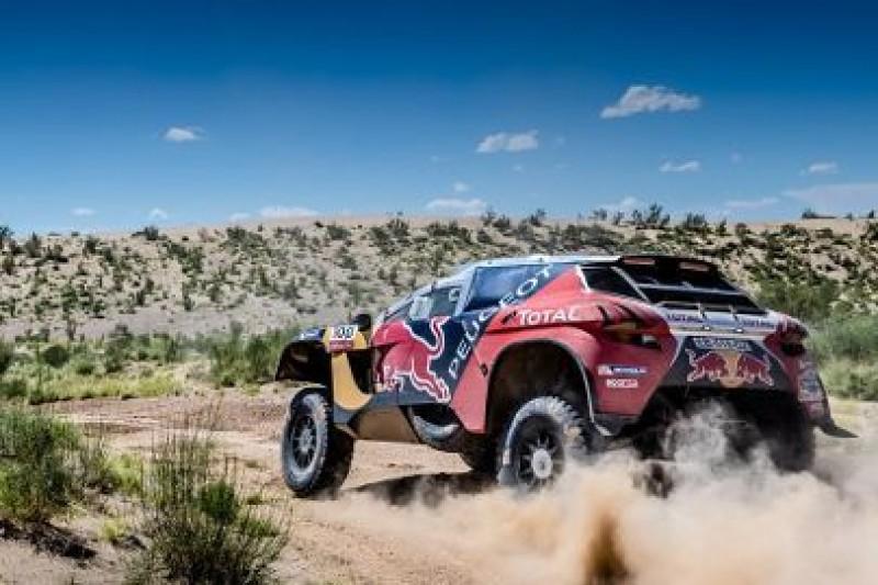 Peugeot kończy dakarowy program