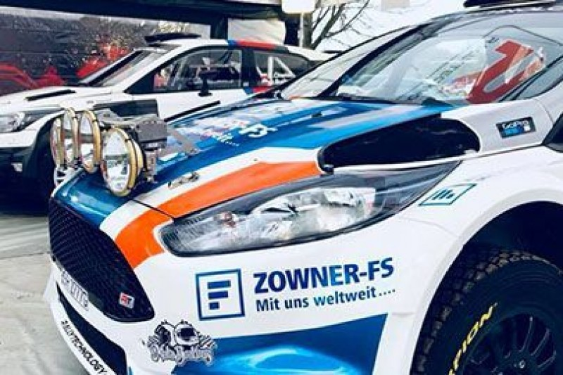 Mówią przed Lausitz Rallye